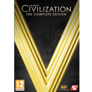 Civilization V - The Complete Edition 33372 product