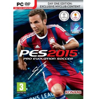 Pro Evolution Soccer 2015 Day 1 Edition  product