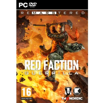 Red Faction: Guerilla Re-Mars-tered (PC) product