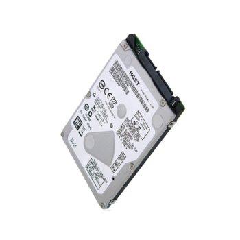 """Твърд диск 500GB, Hitachi Travelstar Z5K500, 2.5"""" (6.35 cm), SATA 6Gb/s, 5400rpm, 8MB image"""