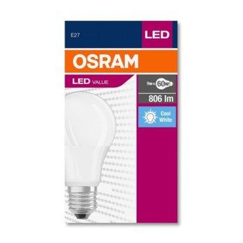 LED крушка Osram, E27, 9.5W, 470 lm, 4000K image