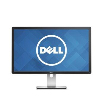 """Монитор Dell P2415Q (P2415Q-B), 23.8"""" (60.45 cm) IPS панел, Ultra HD 4K, 6ms, 2 000 000:1, 300cd/m2, DisplayPort, HDMI, USB  image"""