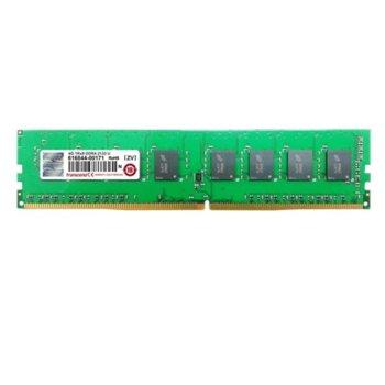 Памет 8GB DDR4 2133MHz, Transcend, 1.2V image