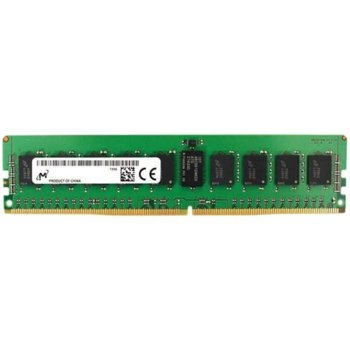 Памет 32GB DDR4 SDRAM 3200MHz, Micron MTA18ASF4G72PZ-3G2E1, Registered, 1.2V image