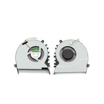 Вентилатор за лаптоп Asus, съвместим с Asus S551L image