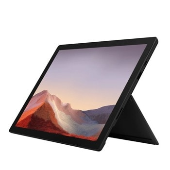 "Лаптоп Microsoft Surface Pro 7 (PUV-00037), 12.3"" (31.24 cm) PixelSense дисплей, четириядрен Ice Lake Intel Core i5-1035G4 1.1/3.7 GHz, 8GB LPDDR4, 256GB SSD, 8.0 & 5.0 Mpix камера, Windows 10 Home, 790 g image"