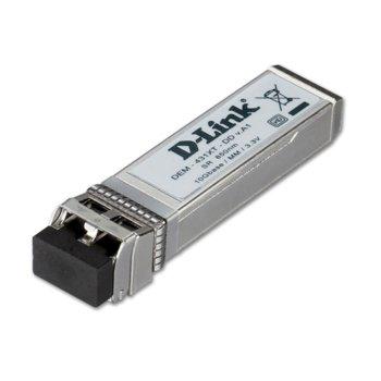 SFP+ модул D-Link DEM-431XT, 10GBase-SR , до 300 m. image