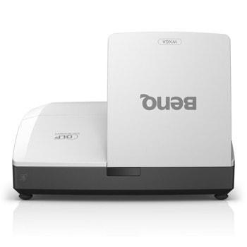 Проектор BenQ MW855UST+, DLP, WXGA (1280 x 800), 10 000:1, 3500lm, HDMI, VGA, LAN, USB image
