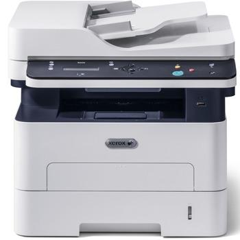 Мултифункционално лазерно устройство Xerox B205, монохромен принтер/копир/скенер, 1200 x 1200 dpi, 30 стр./мин, Wi-Fi, Ethernet, USB, A4 image