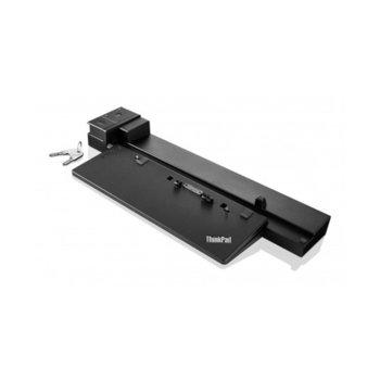 Докинг станция Lenovo ThinkPad Workstation dock, 230W AC, 10/1000 Gigabit Ethernet, HDMI, 2x DP, VGA, 6x USB 3.0, за P50, P70 image