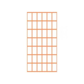 Етикети за цени Fleks-Ko, размер 30x17mm, 420бр, бели image