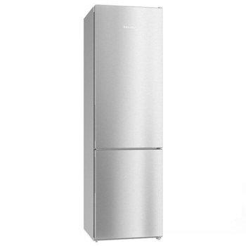 Хладилник с фризер Bosch KFN29133D, клас A+++, 338 л. общ обем, свободностоящ, NoFrost, DynaCool, инокс image