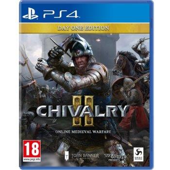 Игра за конзола Chivalry II Day One Edition, за PS4 image