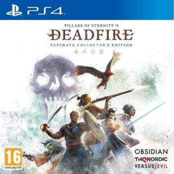 Игра за конзола Pillars Of Eternity II: Deadfire - Ultimate Collector's Edition, за PS4 image