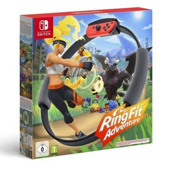 Игра за конзола Ring Fit Adventure, за Nintendo Switch image