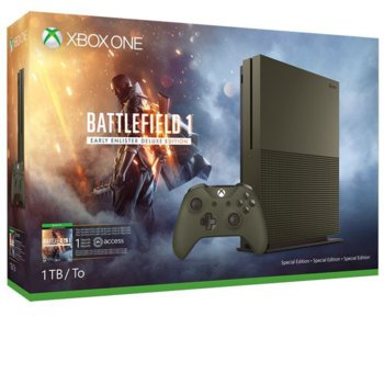 Microsoft Xbox One Battlefield 1 SE product