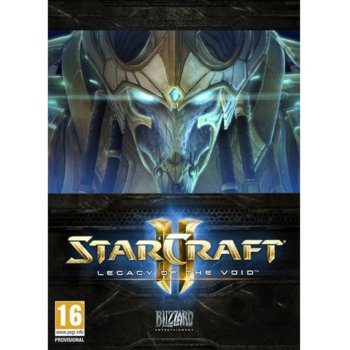 StarCraft II: Legacy of the Void product