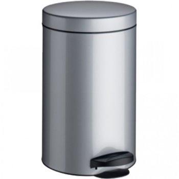 Кошче за отпадъци, Meliconi 14002, 20L, хромиран, сив image