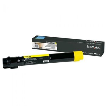 Laser Toner Lexmark for X95x - 22 000 pages Yellow product