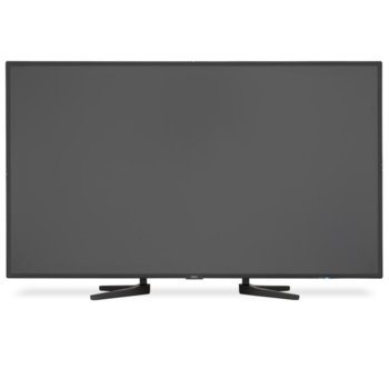 "Публичен дисплей NEC MultiSync V484, 48""(121.92 cm), Full HD S-PVA LED, VGA, HDMI, DVI-D, DisplayPort, RS232, USB, LAN image"