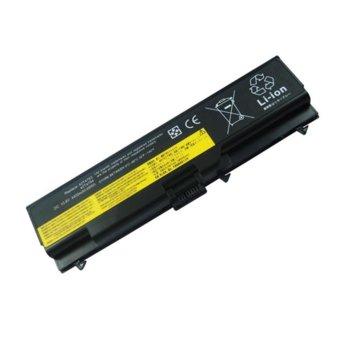 Батерия за Lenovo Thinkpad E40 (заместител), съвместима с E50/L410/L420/L520/SL410/SL510/T410/T510/T520/W510/W520, 6cell, 10.8Vено image