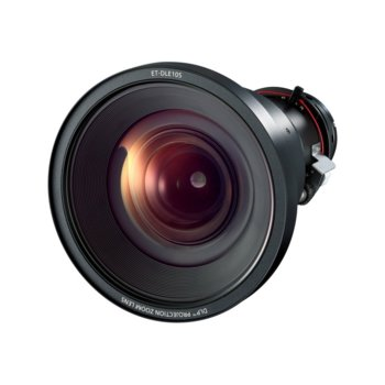 Обектив за проектор Panasonic ET-ELW31, за проектори Panasonic PT-EZ590, PT-EW650,PT-EX620, PT-EW550, PT-EX520PT-EZ570E, PT-EW630E, PT-EW530E, PT-EX600E, PT-EX500E image