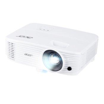 Проектор Acer P1186, DLP, XGA (1024x768), 20,000:1, 4000 lumens, HDMI, VGA, USB image