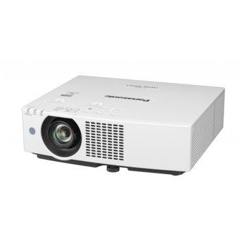 Проектор Panasonic PT-VMZ60EJ, 3LCD, WUXGA (1920x1200), 3 000 000:1, 6000 lm, 2x HDMI, 1x VGA, 2x Audio in, LAN image