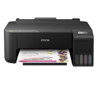 Мастиленоструен принтер Epson L1210, цветен, 5760 x 1440 dpi, 33 стр/мин, USB, A4 image