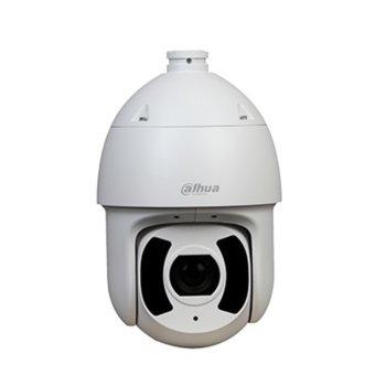 IP камера Dahua SD6CE245U-HNI, PTZ (Pan/Tilt/Zoom) камера, 2 MPix (1920x1080@50fps), 177.7mm обектив, H.265+/H.265/H.264+/H.264, IR осветление (до 250m), вътрешна, RJ-45, Micro SD слот image