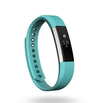 Fitbit Alta Large Size Teal Silver FB406TEL-EU product