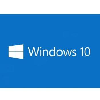Операционна система Microsoft Windows 10 Pro, 32/64-bit, Български/Английски, ESD, за 1 потребител image