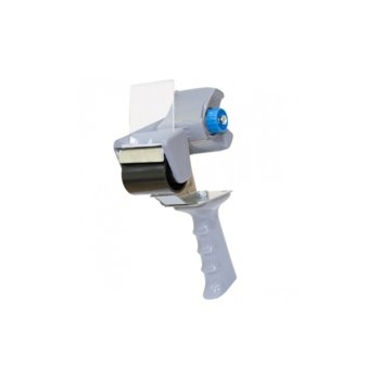 Машинка за тиксо, работи с тиксо с ширина 48мм или 50мм, сива image