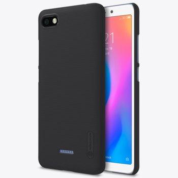 Калъф за Xiaomi Redmi 6A, поликарбонатен, Nillkin Hard case, черен image