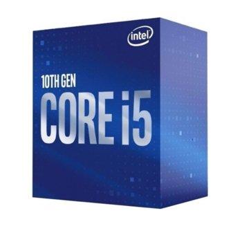 Intel Core i5-10400 Box product