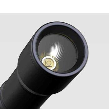 LED фенер Xiaomi Beebest F1, 3x ААA, 250 Lumens, до 4.5 часа време на работа, черен image
