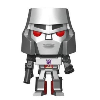 Фигура Funko POP! Retro Toys: Transformers - Megatron #24 image