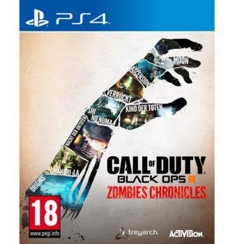 Игра за конзола Call of Duty Black Ops III Zombies Chronicles Edition, за PS4 image