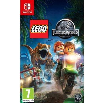 Игра за конзола LEGO Jurassic World, за Nintendo Switch image