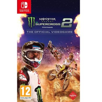 Игра за конзола Monster Energy Supercross - The Official Videogame 2, за Nintendo Switch image