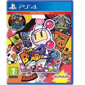 Игра за конзола Super Bomberman R Shiny Edition, за PS4 image