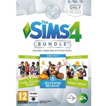 Допълнение към игра The Sims 4 Bundle Pack 3, за PC image