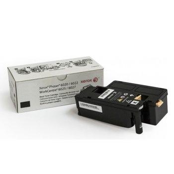 КАСЕТА ЗА XEROX Phaser 6020/6022/WC6025/6027 - Black - P№ 106R02763 - Заб.: 2000k image