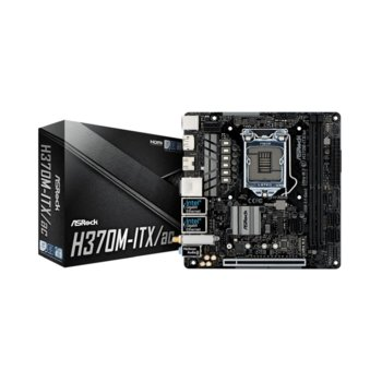 Asrock H370M-ITX/AC product