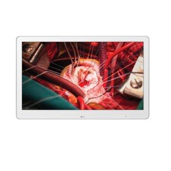 """Медицински дисплей LG 27HK510S-W, 27"""" (68.58 см) Full HD, HDMI, DVI-I, 3G-SDI, S-Video image"""