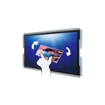 "Дисплей Winmate W32L100-POA3, тъч дисплей, 32"" (81.28 cm), Full HD, HDMI, VGA image"