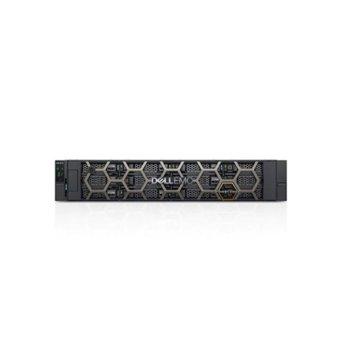 "Мрежови диск (NAS) Dell EMC PowerVault ME4012, 2x4TB NLSAS (7.2k rpm) 3.5"", 12 x 3.5"" drive bays, 580W PSU image"