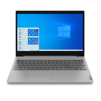"""Лаптоп Lenovo IdeaPad 3 15ADA05 (81W1007JBM), четириядрен Zen+ AMD Ryzen 5 3500U 2.1/3.7GHz, 15.6"""" (39.62 cm) Full HD Anti-Glare Display (HDMI), 8GB DDR4, 512GB SSD, 2x USB 3.2, FreeDOS, 1.85kg image"""