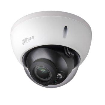 HDCVI камера Dahua HAC-HDBW2231R-Z-POC, куполна, 2.1 Mpix(1920x1080@25fps), 2.7-13.5mm обектив, IR осветеност (до 30м), външна, IP67 защита, вандалоустойчива IK10 image