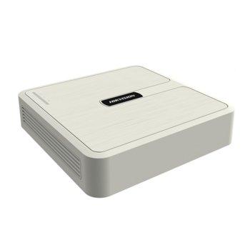 IP видеорекордер HikVision HWN-2104H, 4 канала, H.265+/H.265, 1x SATA, 2x USB 2.0, 1x RJ-45, 1x HDMI, 1x VGA image